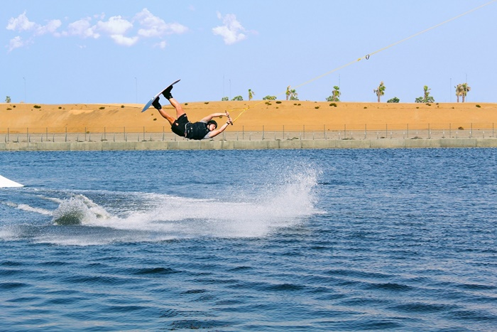 Al Zorah introduces adrenaline-fuelled water experiences - LR