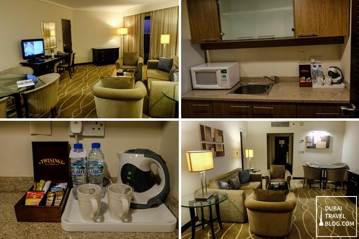 danat al ain one bedroom suite