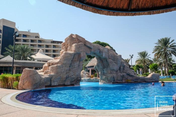 danat resort family pool