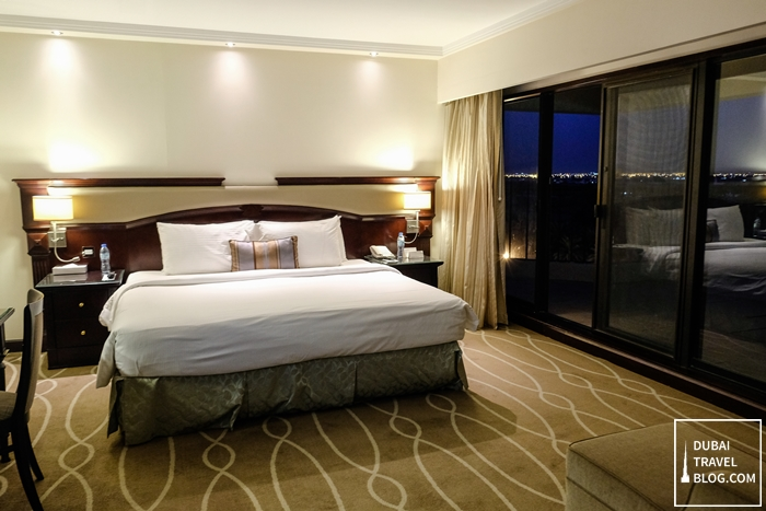 executive suite danat al ain resort