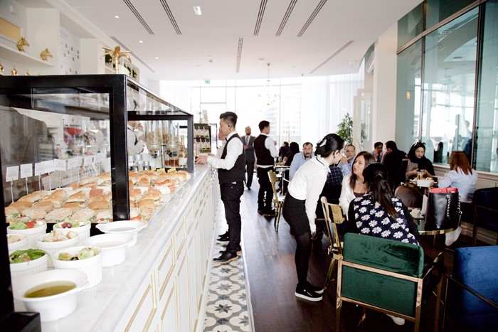 papparoti boutique opening day