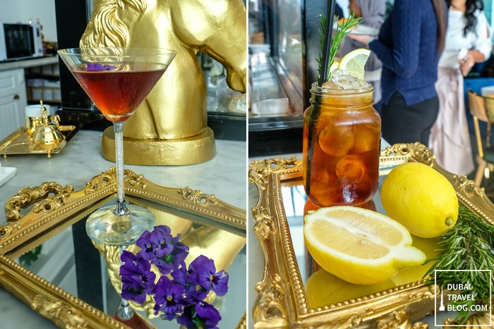 papparoti signature drinks emirates towers