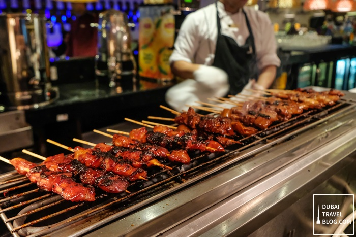 pork barbecue dubai