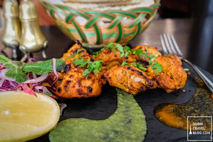 tanjore restaurant chicken tikka