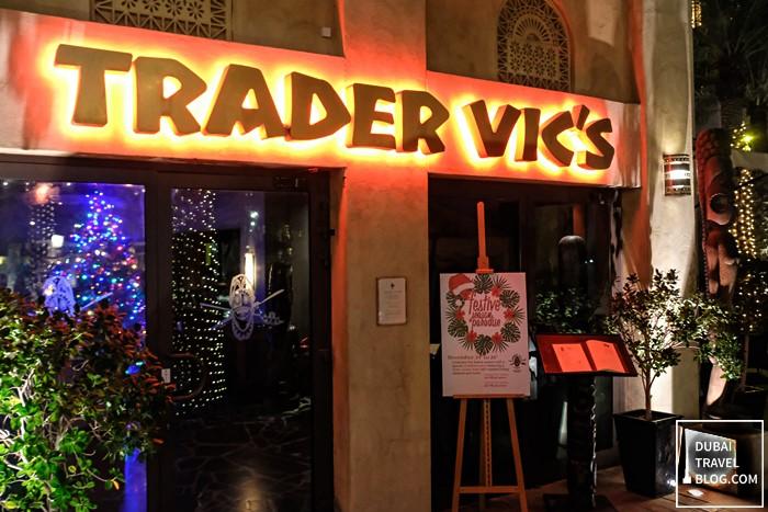 trader vics entrance madinat jumeirah
