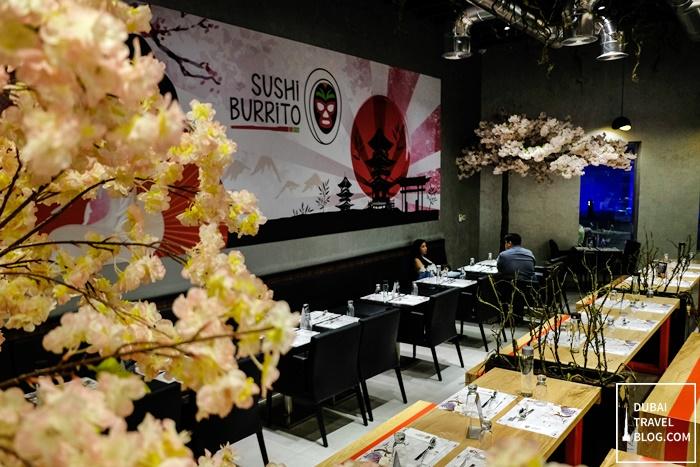 sushi burrito interior