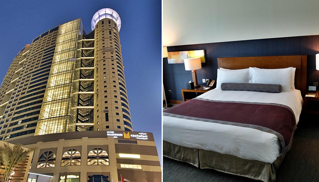 grand millenium al wahda abu dhabi hotel feature