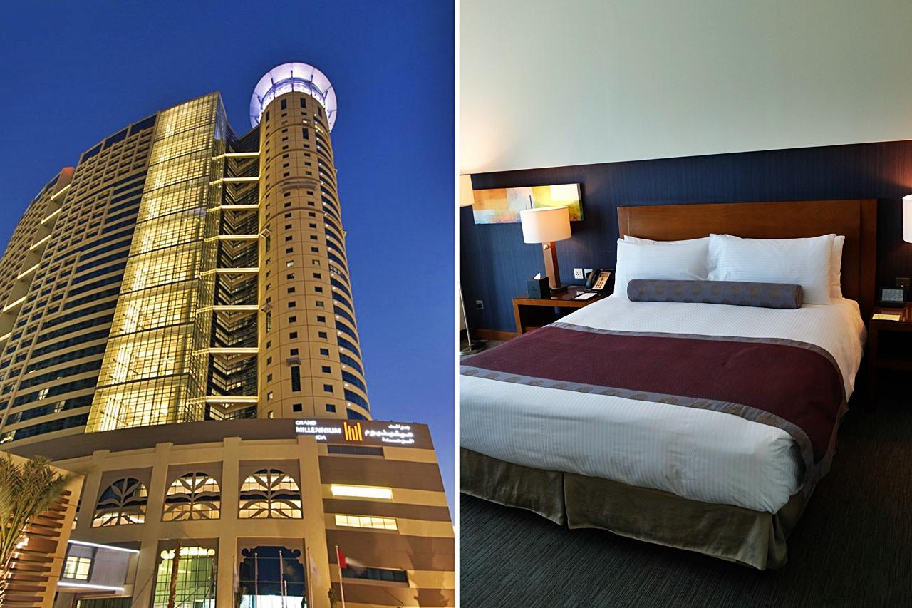 grand millenium al wahda hotel picture