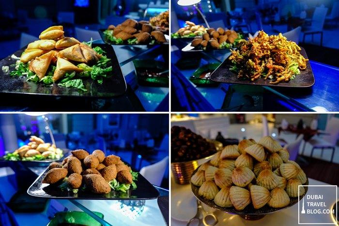iftar at villa rotana