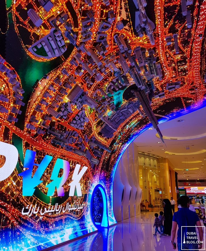 indoor theme park dubai