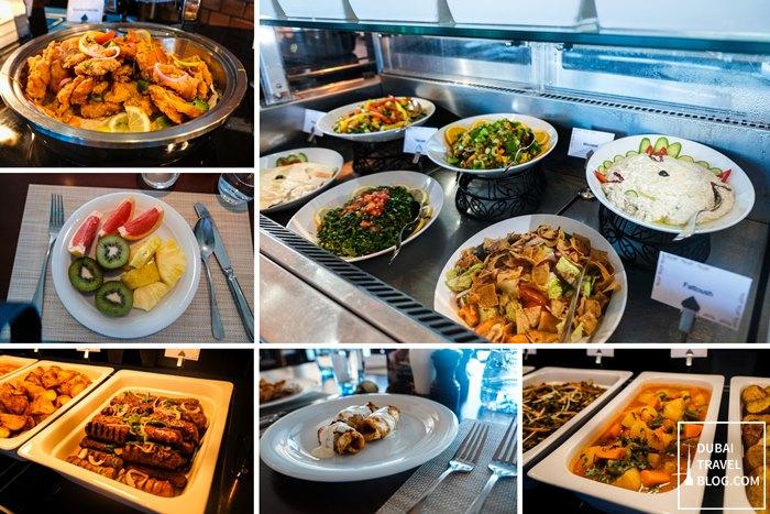 tides abu dhabi restaurant danat resort