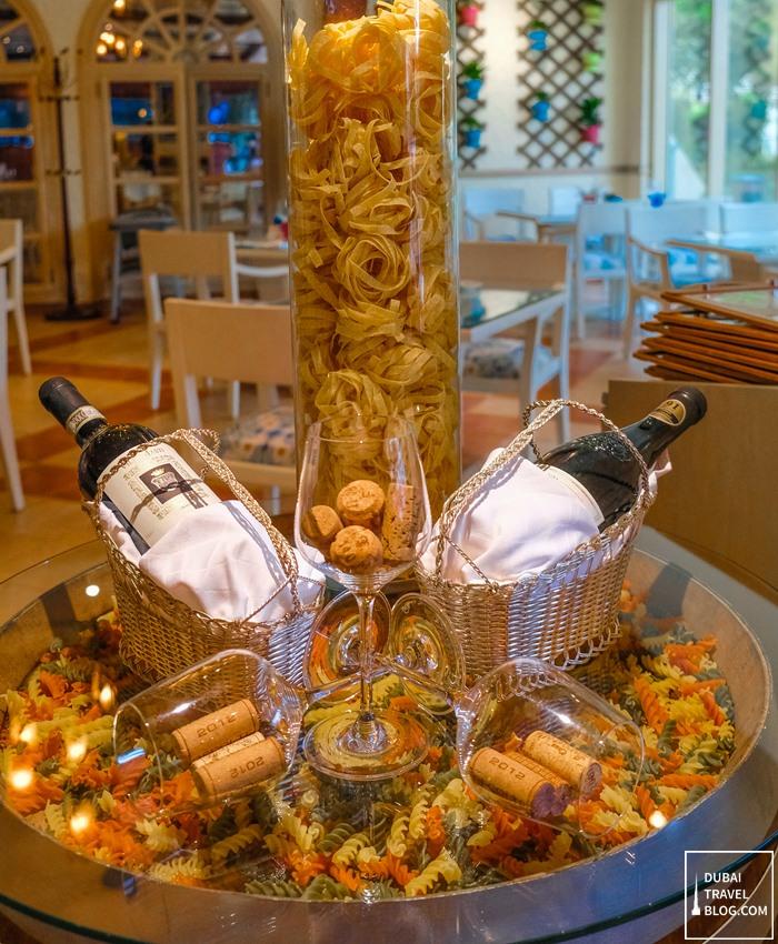 azur italian restaurant abu dhabi