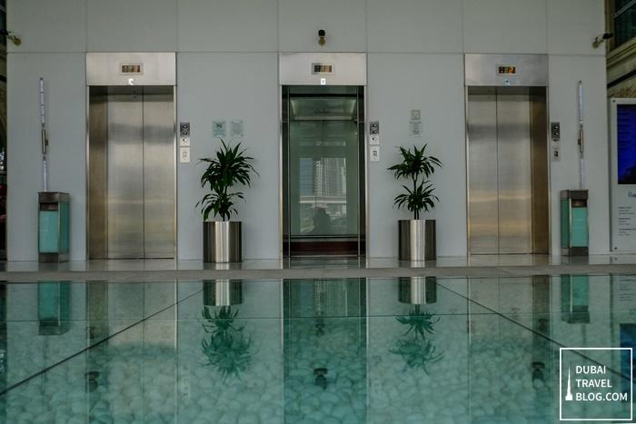 elevators villa rotana