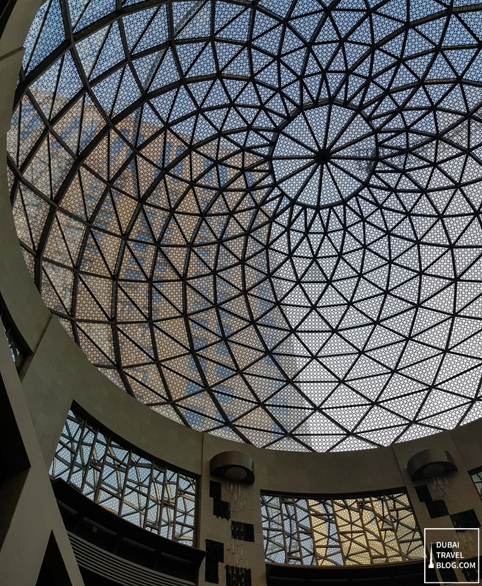 hyatt regency dubai creek dome