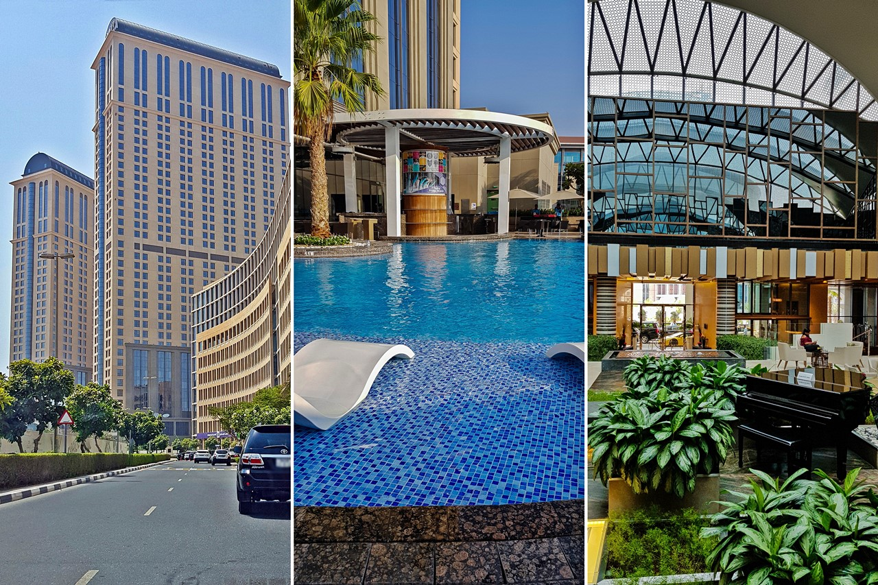 Hotel Review Hyatt Regency Dubai Creek Heights Dubai Travel Blog