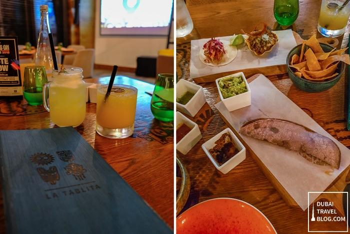 mexican restaurant dubai