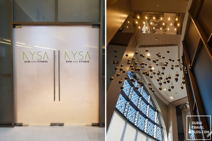 nysa fitness centre