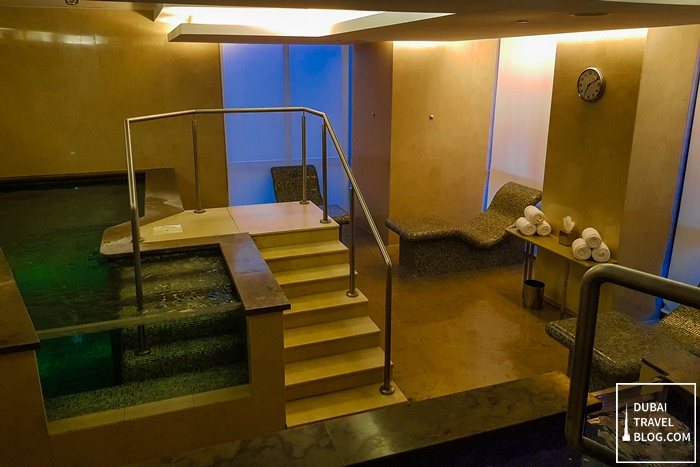 nysa spa hyatt regency dubai creek heights