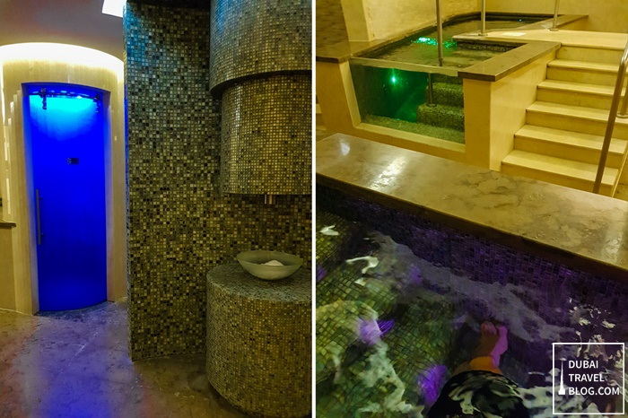 nysa spa thermal area