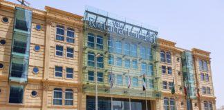 villa rotana facade