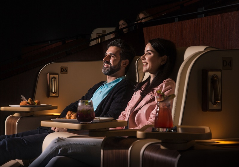 Reel Cinemas - Platinum Suites @ The Dubai Mall 4