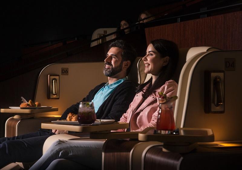 Reel Cinemas - Platinum Suites @ The Dubai Mall 4