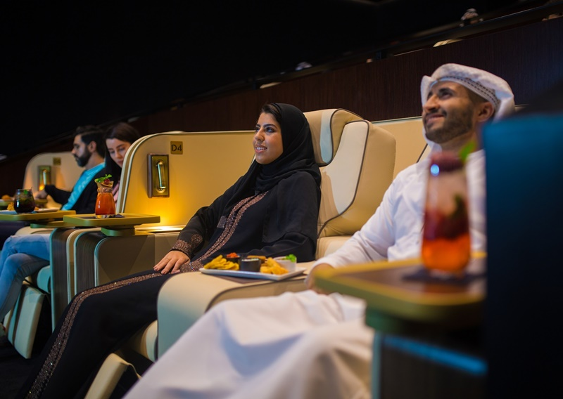 Reel Cinemas - Platinum Suites @ The Dubai Mall 5
