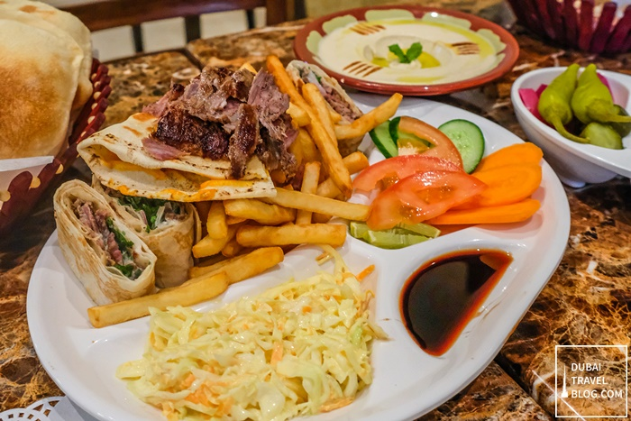 arabic shawarma hay al qosur