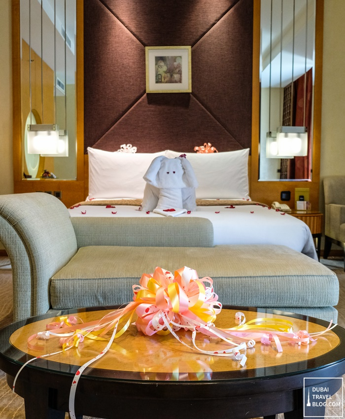 bedroom al raha beach hotel