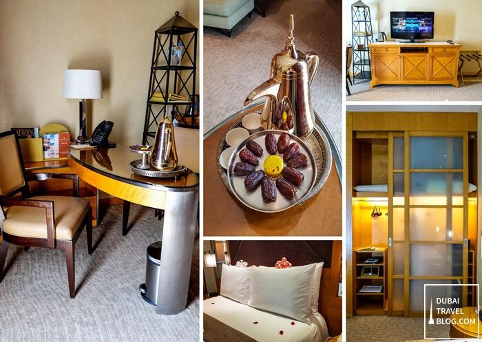 bedroom facilities al raha beach hotel