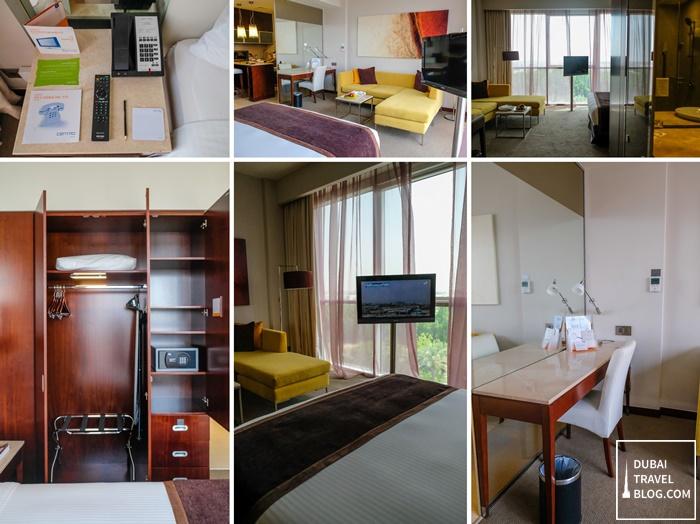centro hotel room facilities
