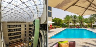 centro sharjah by rotana hotel review
