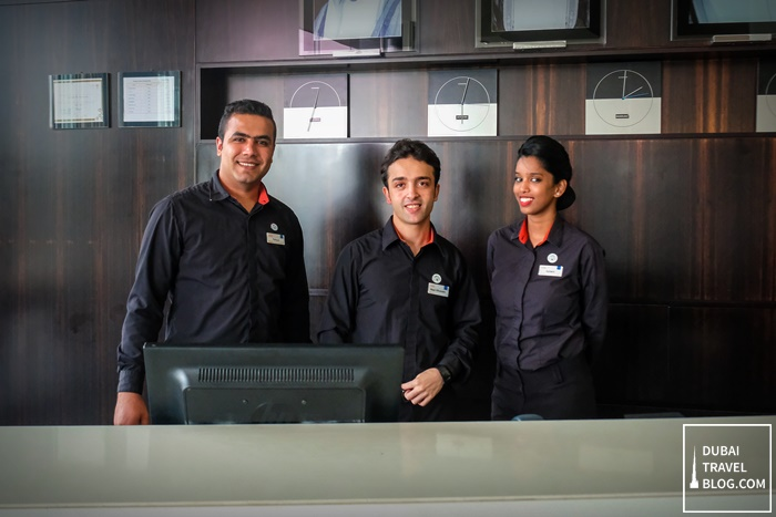 centro sharjah staff