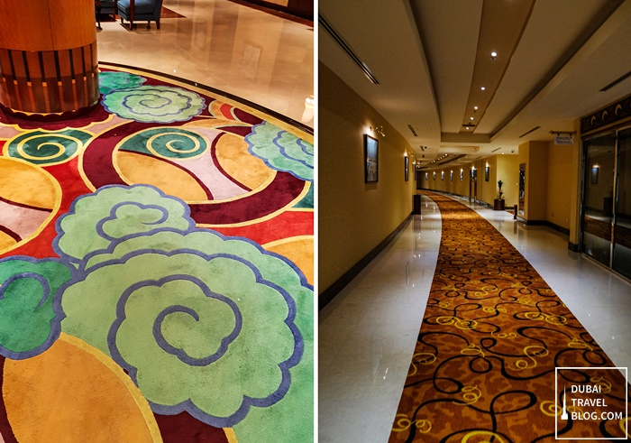 colorful carpets