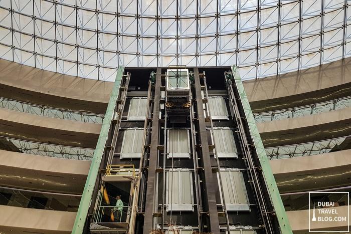 elevators centro sharjah