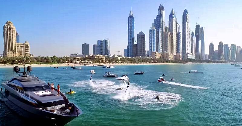flyboard sport dubai