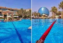 hotel review al raha beach hotel resort abu dhabi picture