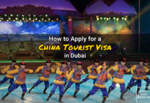 how to apply china visa dubai