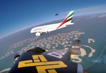 jetman emirates a380