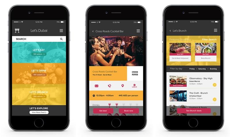 lets dxb mobile app