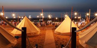 long beach campground bin majid hotel RAK