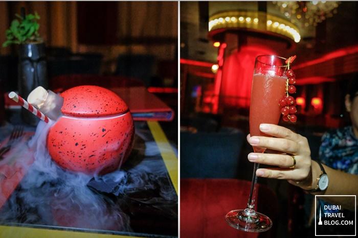 maison rouge cocktails