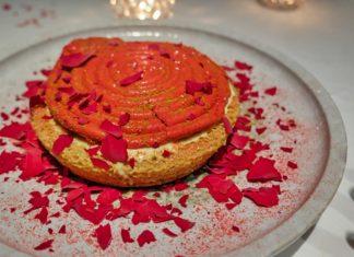 modern indian food tresind dubai