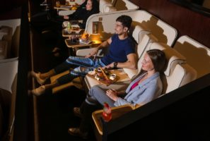 reel cinema dubai mall platinum seats