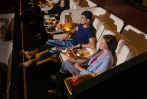 reel cinema dubai mall platinum seats