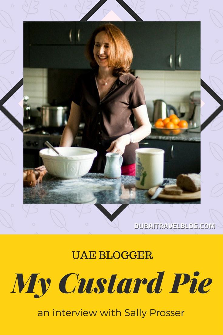 sally prosser blogger interview
