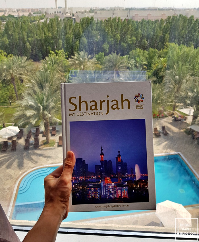 sharjah book
