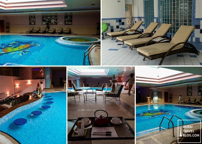 spa al raha beach hotel