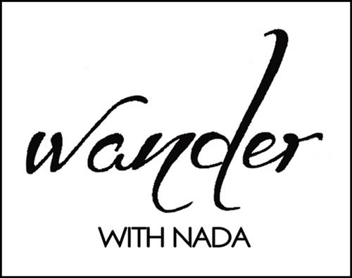 wander with nada logo
