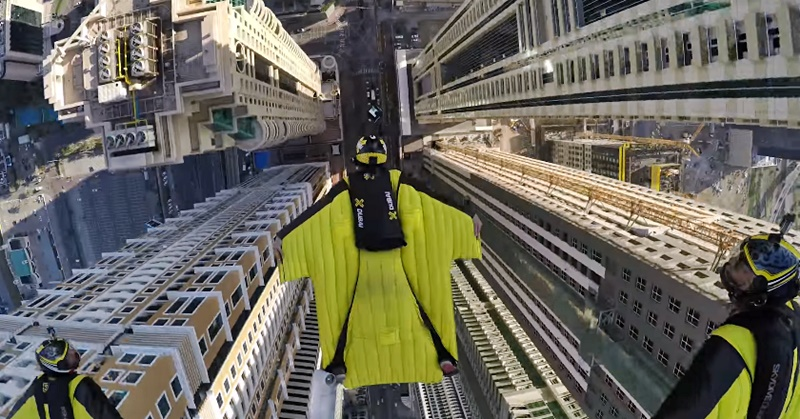 wingsuits dubai marina xdubai